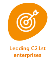 Leading C21st enterprises ‎